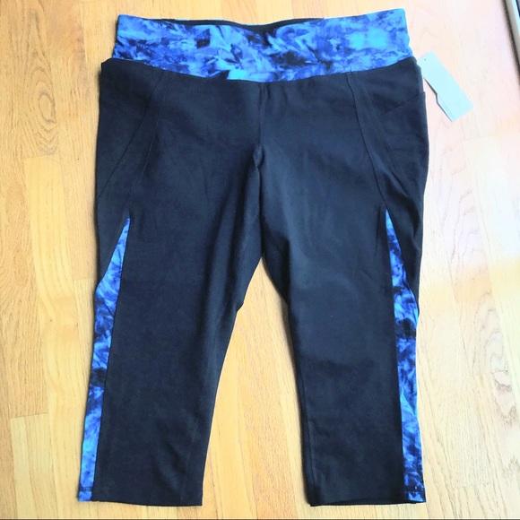 24bee1057a7e5 Livi active Capri leggings lane Bryant 18 20 new
